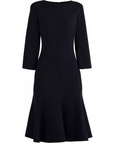 Платье миди платье-солнце с вырезом Michael Kors
