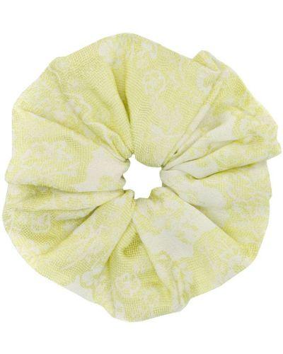 Резинка для волос желтый Hellessy