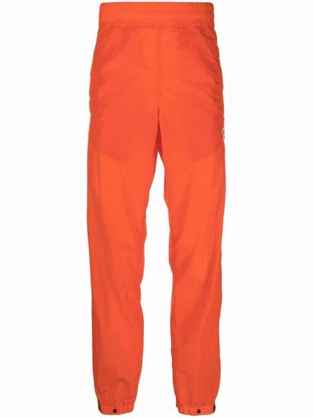 Spodnie - pomarańczowe Palm Angels
