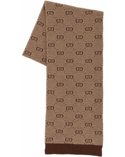 Bawełna wełniany szalik Gucci