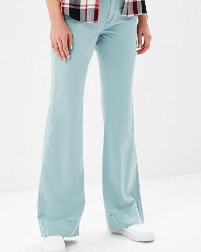Голубые брюки Rifle