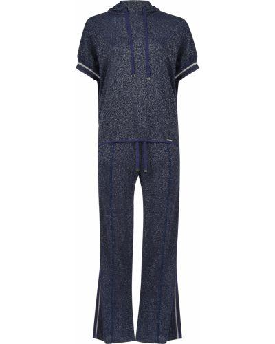 Спортивный костюм синий Nenette