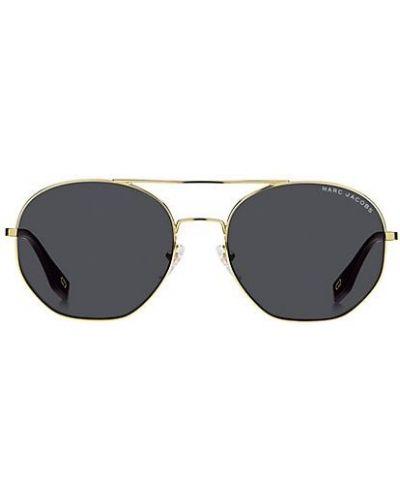 Синие солнцезащитные очки Marc Jacobs