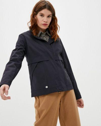 Облегченная фиолетовая куртка D`imma