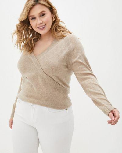 Бежевая пуловер Madeleine