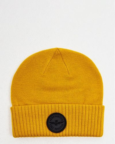 Желтая шапка Aeronautica Militare