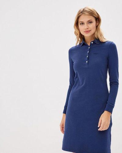 Платье осеннее прямое Galvanni