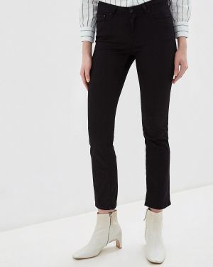 Прямые джинсы черные Colin's