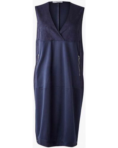 Повседневное синее платье Berkline