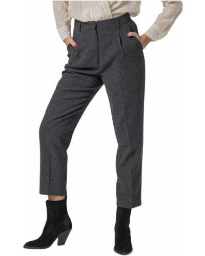 Spodnie wełniane Pomandere