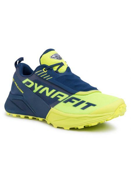 Żółte sneakersy Dynafit