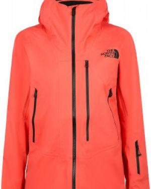 Куртка с капюшоном горнолыжная утепленная The North Face