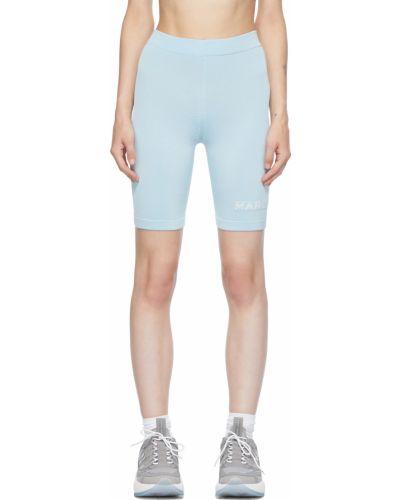 Белые спортивные спортивные шорты Marc Jacobs