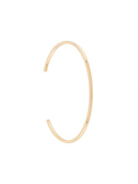 Złota bransoletka ze złota pozłacana Isabel Lennse