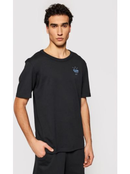 Czarna t-shirt Adidas Originals