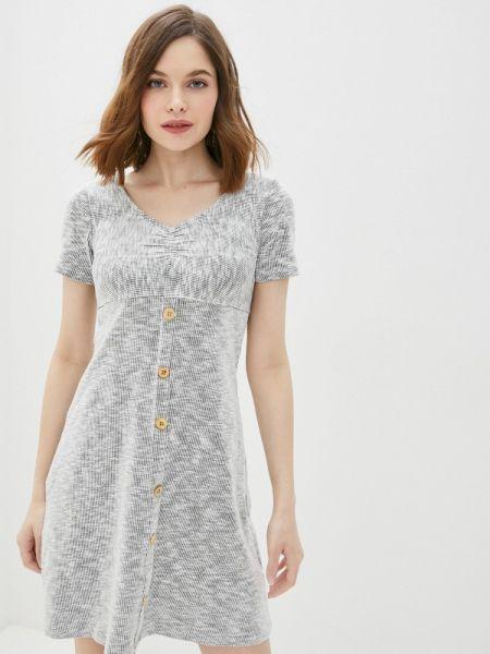 Платье вязаное осеннее Colin's