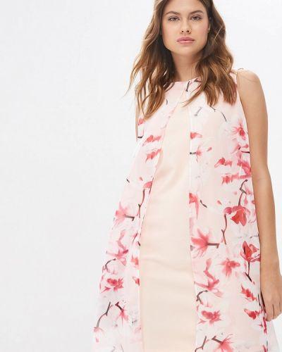 Повседневное платье весеннее розовое Wallis