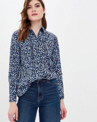 Блузка синяя Iwie