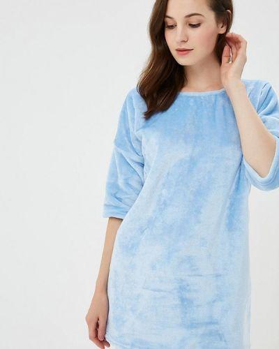 Лонгслив - голубая Nemes
