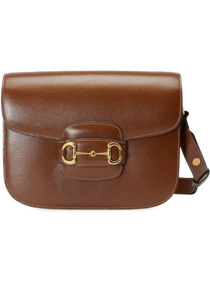 Skórzana torebka sport klasyczny Gucci