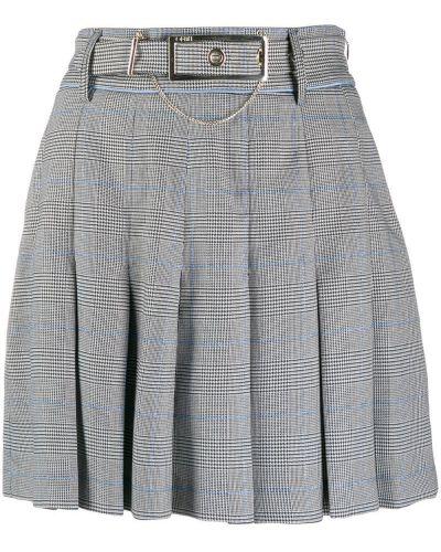 Юбка мини плиссированная юбка-шорты Liu Jo