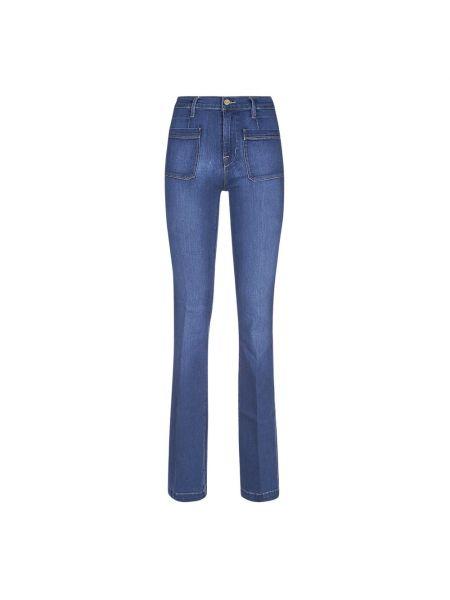 Niebieskie spodnie Frame