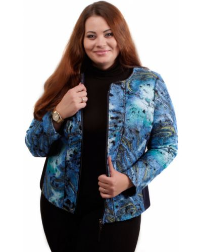 Повседневный шерстяной пиджак на молнии Dream World