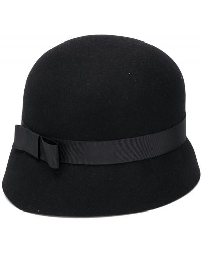 Черная шапка Krizia Pre-owned