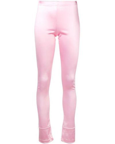 Леггинсы розовый приталенный Junya Watanabe