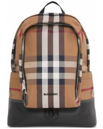 Brązowy plecak Burberry