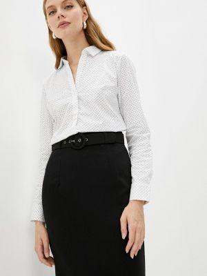 Рубашка с длинным рукавом - белая Ostin
