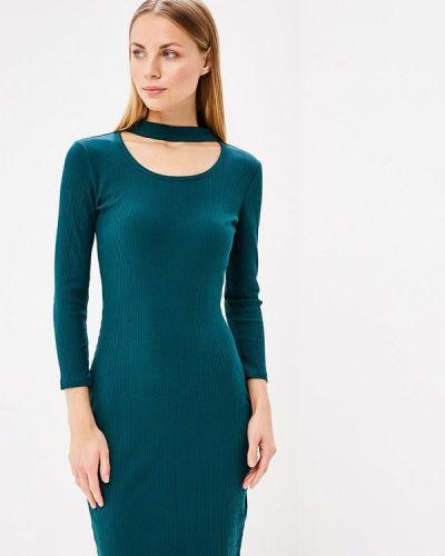 Платье с длинными рукавами льняное Incity