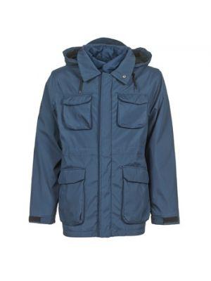 Niebieska kurtka pikowana Bellfield