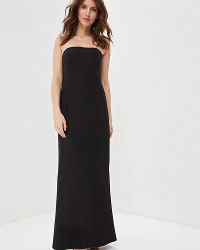 Черное вечернее платье Juana Jimenez