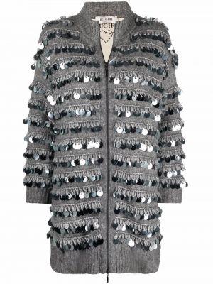 Шерстяное пальто - серое Blugirl