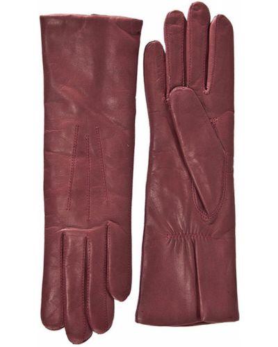 Кожаные перчатки розовый Alpa Gloves