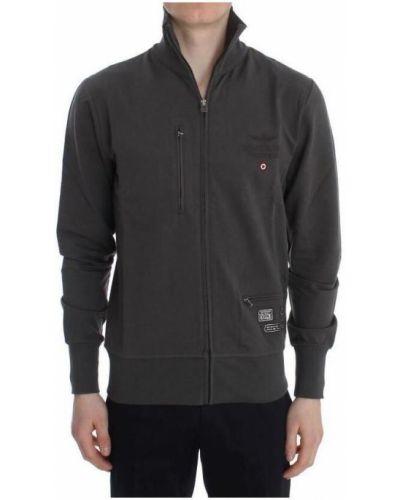Bawełna bawełna szary sweter Aeronautica Militare