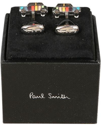 Spinki do mankietów - szare Paul Smith