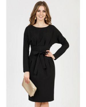 Повседневное платье осеннее оливковый Olivegrey