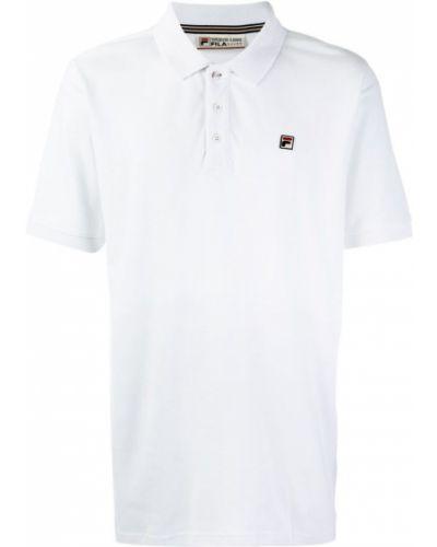 Футболка с логотипом с вышивкой Fila