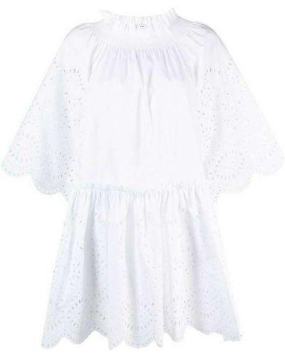 Biała sukienka Parosh