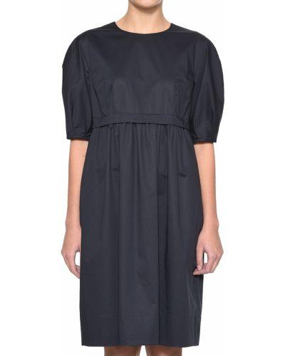 Платье - синее Peserico