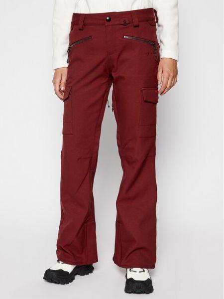 Spodnie bordowe Volcom