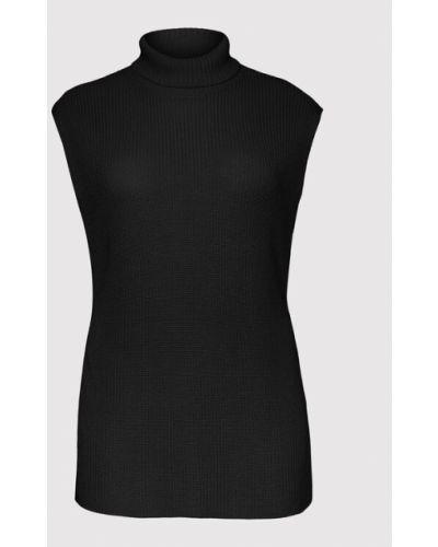 Kamizelka - czarna Vero Moda Curve