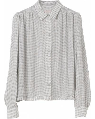 Szara koszula By Malene Birger