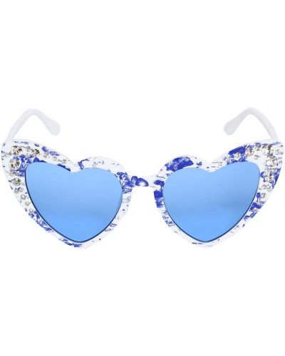 Niebieskie okulary Monnalisa