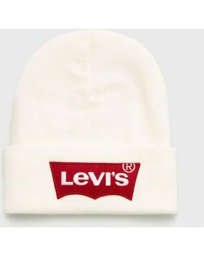 Тонкая шапка - белая Levi's®