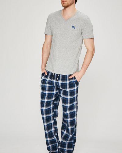 Пижама светло-серый серая Tokyo Laundry