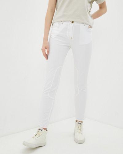 Повседневные белые брюки Aeronautica Militare
