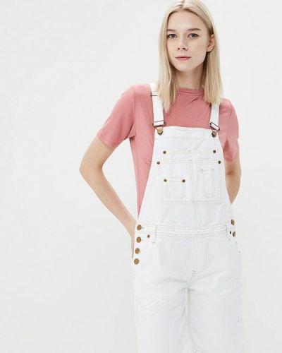 Джинсовый комбинезон Pepe Jeans